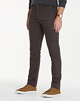 Union Blues Skinny Jeans 33 Inch