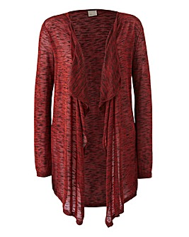 Vero Moda Drapey Long Sleeve Cardigan