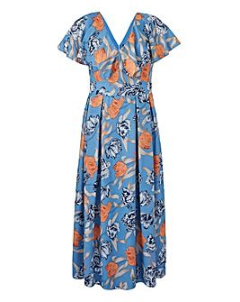 Lovedrobe Printed Maxi Dress