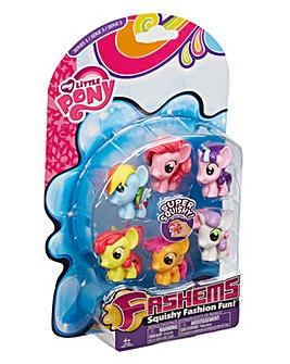 Mashems My Little Pony 6 Pack