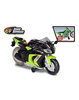 Road Rippers Kawasaki Wheelie Bike