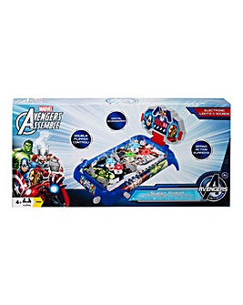Marvel Avengers Pinball Game