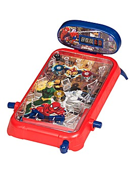 Spiderman Pinball Game