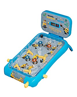 Despicable Me Pinball Game