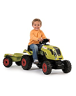 Smoby Claas Tractor Ride On