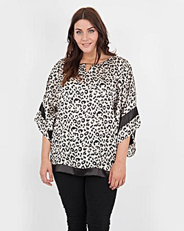 Koko Animal Print Top