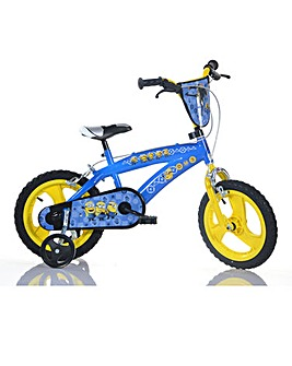 Despicable Me 3 14inch Bike