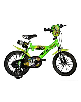 Teenage Mutant Ninja Turtles 14inch Bike