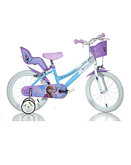Disney Frozen 16inch Bike