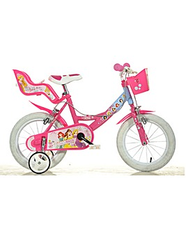 Disney Princess 16inch Bike