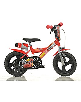 Disney Cars 12inch Bike