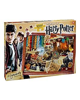 Harry Potter Collectors 1000pc Puzzle