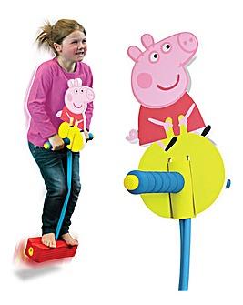 Peppa Pig Hop & Squeak Pogo