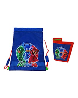 PJ Masks Trainer Bag & Wallet