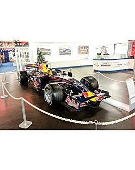 Visit to Donington Grand Prix
