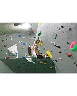 Introductory Indoor Bouldering