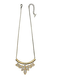Fiorelli Costume flower necklace