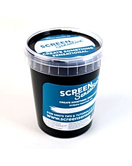 Screen Sensation Black Ink - 550ml