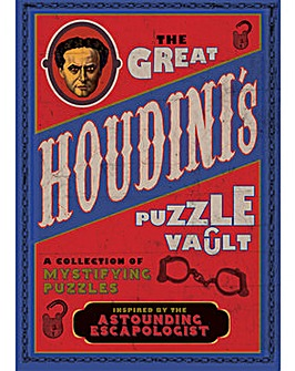 THE GREAT HOUDINIS PUZZLE VAULT