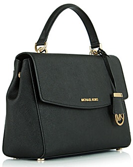 Michael Kors Leather Saffiano Tote Bag