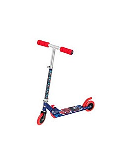 Ultimate Spider-Man Scooter - Red.