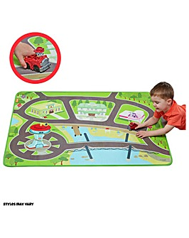Paw Patrol Playmat with Vehicle.