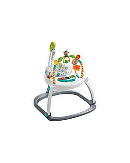Colourful Carnival SpaceSaver Jumperoo.