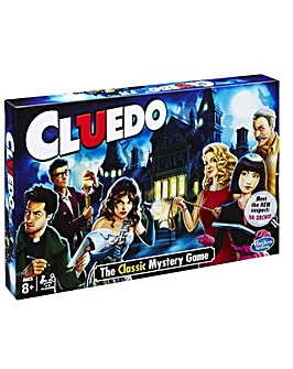 Cluedo The Classic Mystery Board Game