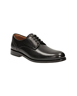 Clarks Coling Walk Shoes H fitting