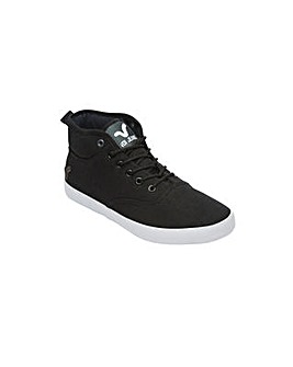 VOI Fiery Miracle Denim High Top Trainer