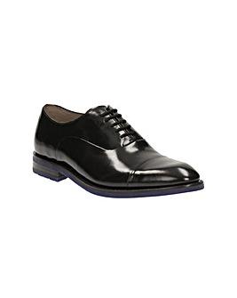 Clarks Swinley Cap Shoes