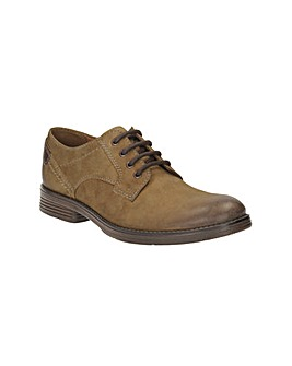 Clarks Devington Walk Shoes
