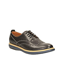 Clarks Flexton Wing Shoes