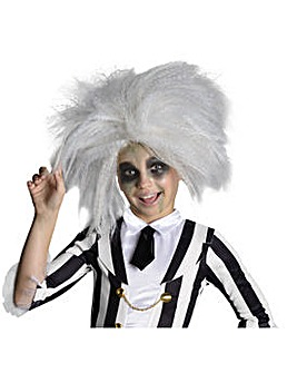 Girls Miss Beetlejuice Costume
