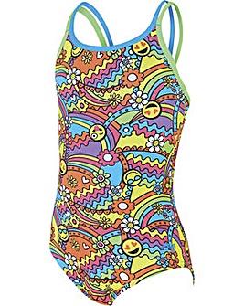 Zoggs Rainbow Smile Swimsuit