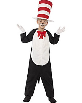 Dr Seuss - Cat in The Hat Costume