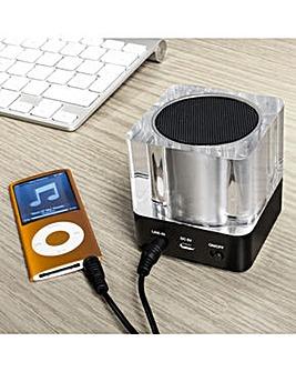 Olixar Light Cube Bluetooth Speaker