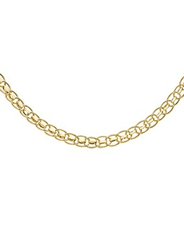9ct Fancy Chain Necklace