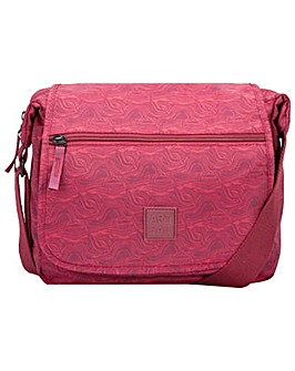 Artsac Medium Zip Top Cross Body