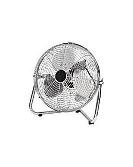 Chrome High Velocity Tilting Fan