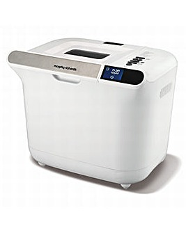 Morphy Richards White Manual Breadmaker