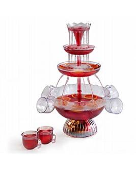 Elgento Illuminating Cocktail Fountain