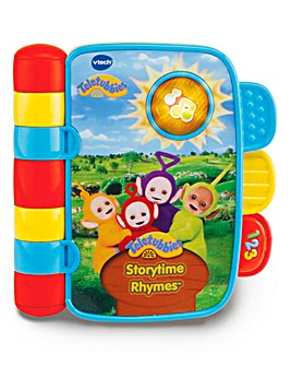 VTech Teletubies Time to Rhyme Book
