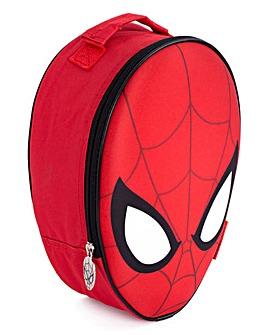 Marvel Spider-Man 3D Head Lunch Bag