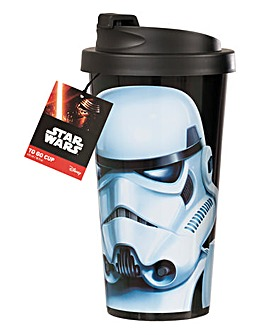 Star Wars Stormtrooper To Go Cup