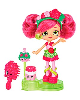 Shopkins Shoppies Doll - Rosie Bloom