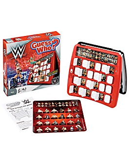 WWE Guess Who