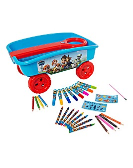 Paw Patrol Craft Caddy with Contents