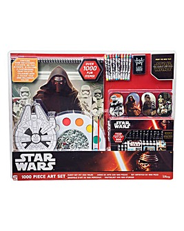 Star Wars 1000 Piece Art Set