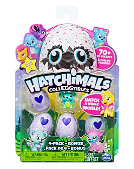 Hatchimals Colleggtibles 4pk